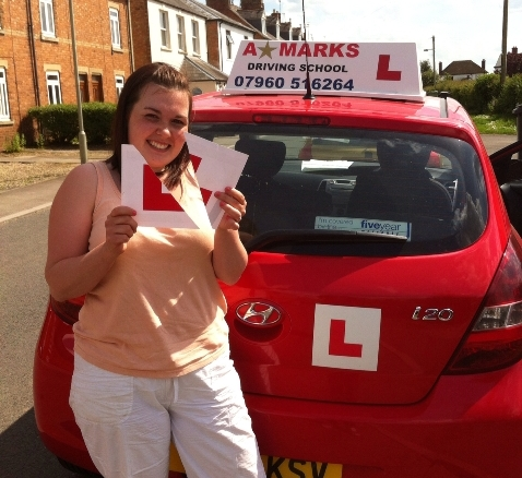 Carly Clarke - A Star Marks Driving School - Driving Instructor Shipston on Stour