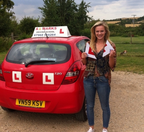 Katy Nelson - A Star Marks Driving School - Driving Instructor Shipston on Stour